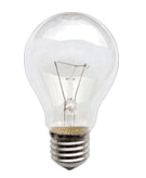 Typical Incandescent Bulb